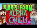 Minecraft - Sjins Farm #87 - Alpha Chilli