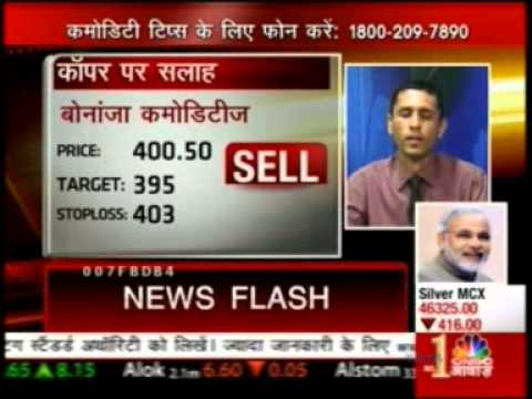 08 CNBC Awaaz Commodity Call 18 March 2014 19min 41sec Mr  Vibhu Ratandhara    Head Commodity Res 2