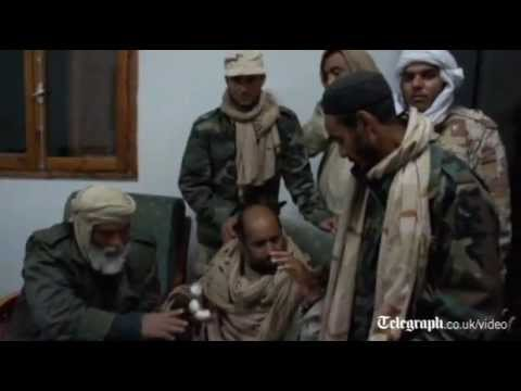 Libya: Saif al-Islam Gaddafi warns captors about Islamist leader in new video