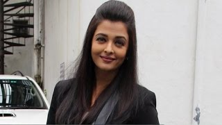 Aishwarya Rai Bachchan To Dub For Arabic Version Of 'Jazbaa'