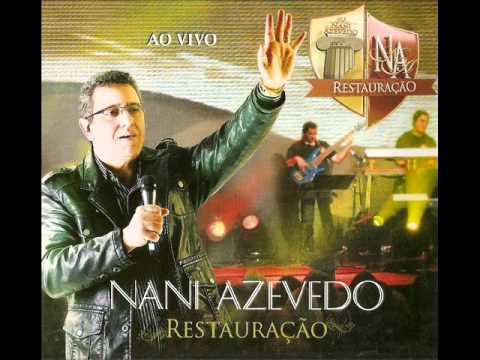 Nani Azevedo vinde a mim ( CD RESTAURAÇÃO)