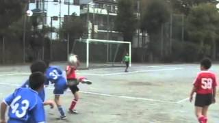 [4rd graders successful Ronaldinho trick]