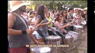 Ensaio de blocos de carnaval j� atrai multid�o �s pra�as de BH
