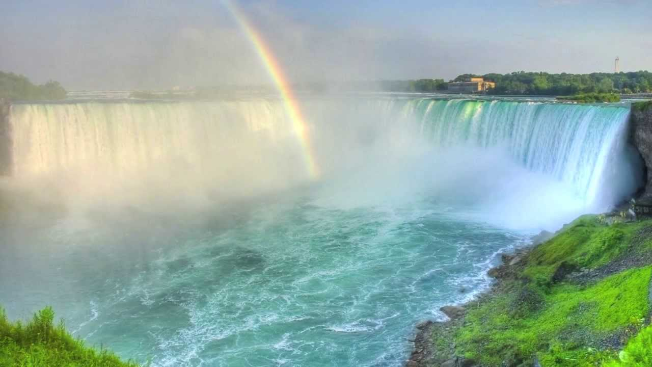 Waterfall Sounds - Relaxing and Soothing Nature Sounds ... Relaxing Nature Sounds