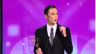 Video: Emmy Award 2010 Outstanding Lead Actor in a Comedy Series (Jim Parsons)