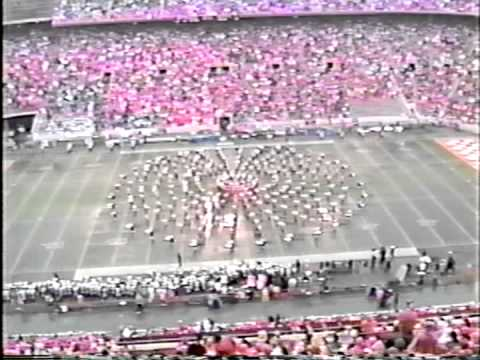 Dr Julian Halftime Show, 1992 - University of Tennessee Pride of the Southland Band