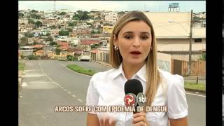 Jovem morre com suspeita de dengue em Arcos