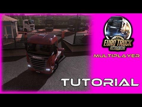 Euro Truck Simulator 2 ONLINE