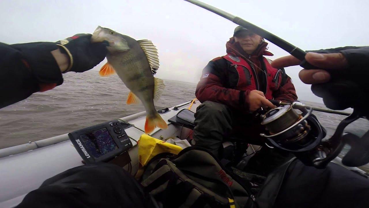рыбалка на куусамо видео
