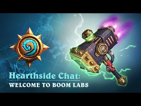 Hearthside Chat: Welcome to Boom Labs