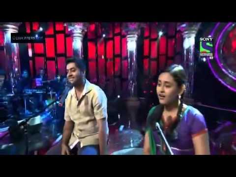 Tum Hi Ho   Debanjana, Arijit Singh   Indian Idol Junior