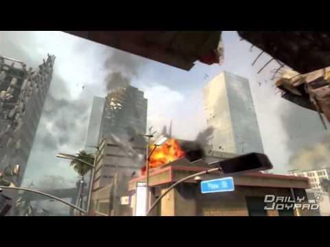 Продемонстрирован новый ролик Call of Duty: Black Ops 2