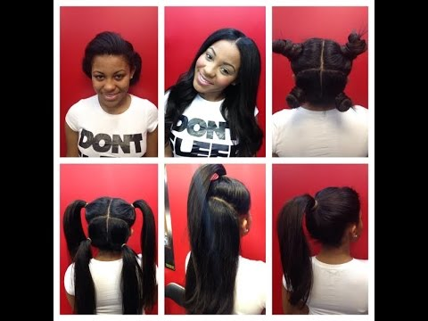 vixen sew-in weave - How to do vixen sew-in weave.