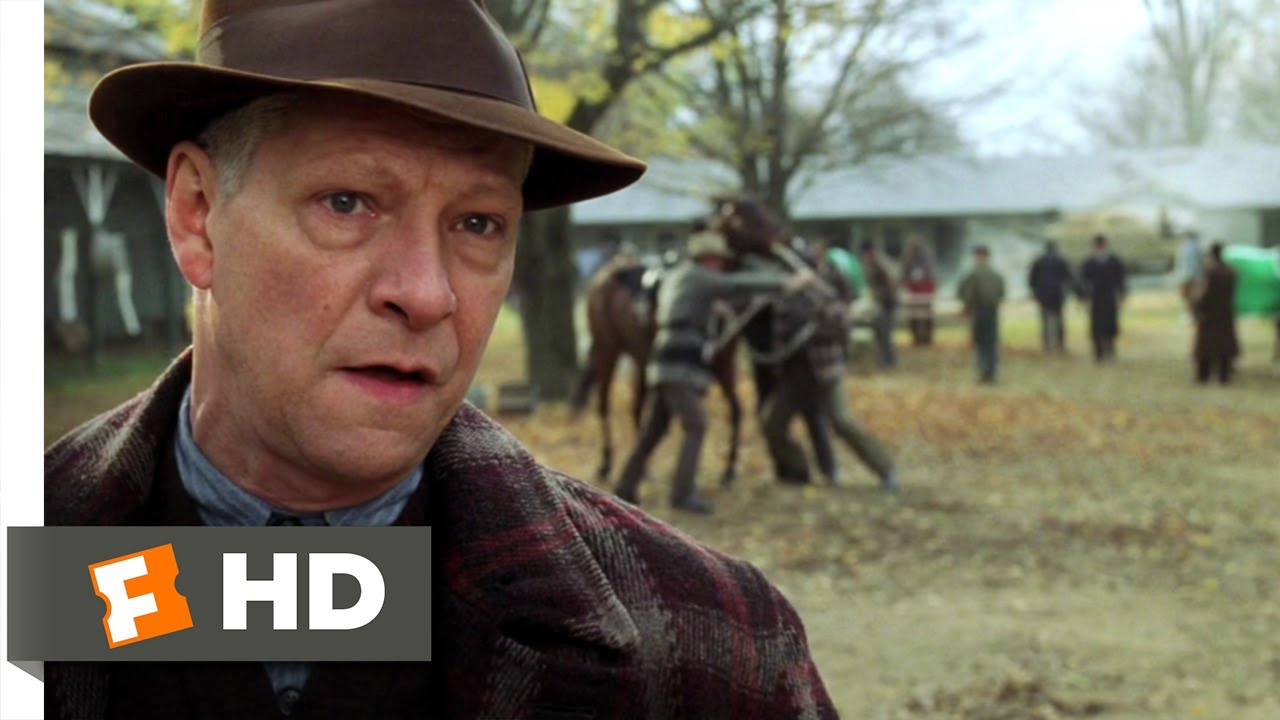 seabiscuit 210 movie clip similar breeds 2003 hd