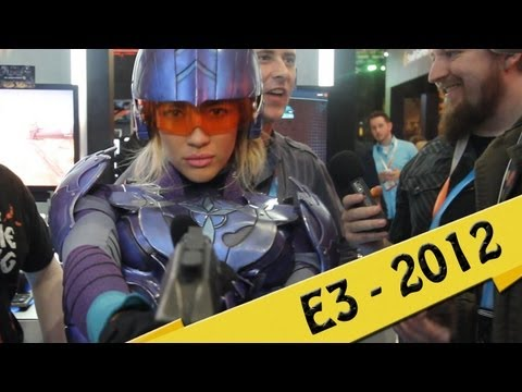 E3 - Planetside 2 Exclusive Interview & Cosplay
