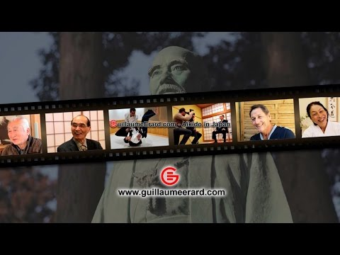 Aikido and Budo in Japan - Channel Trailer