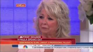 [PAULA DEEN GETS KNOCKED BY A STONE (SPOOF)]