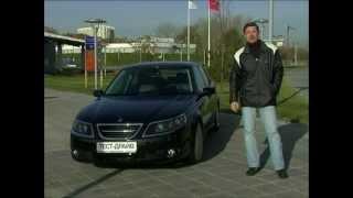 Тест-драйв Saab 9-5 AERO - тест драйв от Ивана Зенкевича