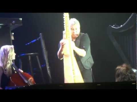 Yanni - Live In Vancouver, August 5, 2012, VICTOR ESPINOLA - HARP SOLO