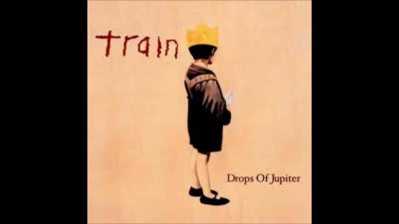 Train Drops Of Jupiter Album | Foto Artis - Candydoll