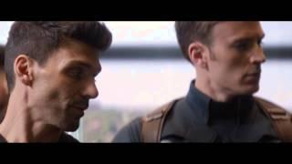 Captain America V.S 10 Shield/Hydra Agents Elevator