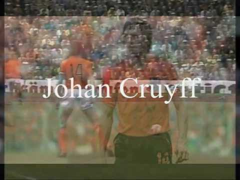 Johan Cruyff The best player of the History