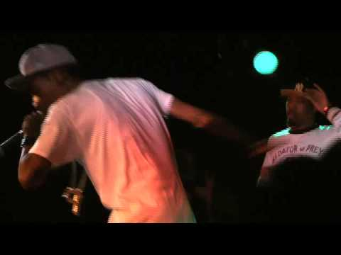 Wiz Khalifa - Sky High @ FrankRadio CMJ Showcase, Southpaw, Brooklyn, NYC