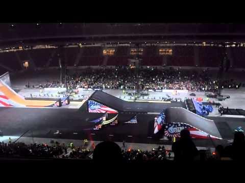 Nitro Circus Live Warszawa Warsaw