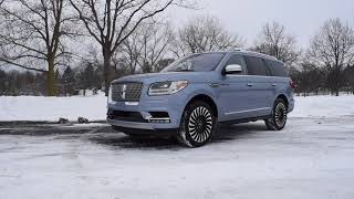 2018 Lincoln Navigator Yacht Club Edition | Driving Review | Model Overview