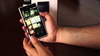 Sony Xperia Z1 Review En Español