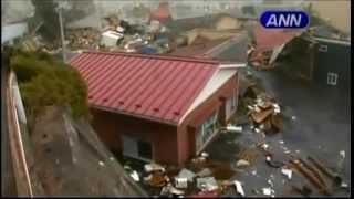 Animales Extraterrestres En Tsunami De Japón !!!!!