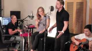 Johnny Ruffo How Deep Is Your Love (Cover)
