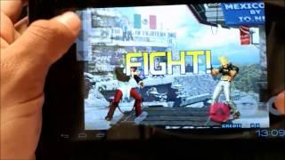 THE KING OF FIGHTERS 2002 Y 2000 Para TABLET ATVIO Y