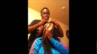 Gifted Hands Quick Weave Bob Tutorial !!!!