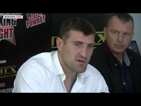 Mariusz Wach o walce powrotnej oraz Adamek vs Szpilka