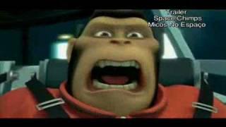 Trailer Dublado Micos No Espaço / Space Chimps