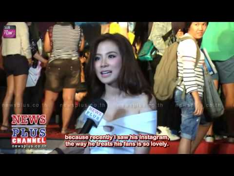 [ENG SUB] Baifern Pimchanok & Mario Maurer @ Star Scoop for Valentine's Day 2014