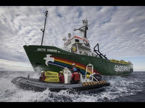 Confronting Arctic oil