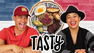Dominicans Make Mangu With Tasty