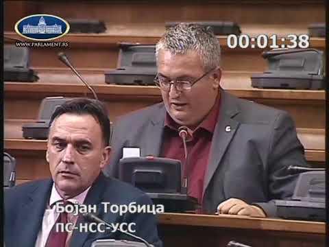 Бојан Торбица - Истина о антифашизму српског народа 26. 06. 2018