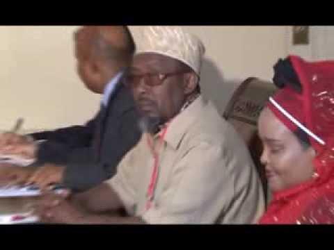 NEWS SOMALI COMMUNITY AND TURKEY AMPASADOR MEETING IN LONDON