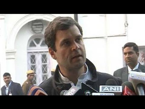 Have learnt lesson from AAP: Rahul Gandhi