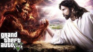 GTA 5 #24: É Possível Matar Jesus Cristo? Easter Egg