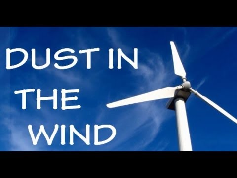 Dust in the wind - Kansas (lyrics)