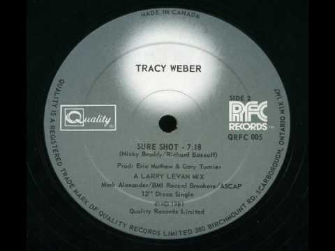 Tracy Weber Sure Shot