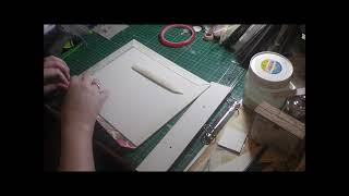 Craft Organiser File Folder Tutorial