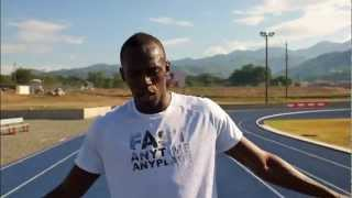 Usain Bolt: How to Win the 100M