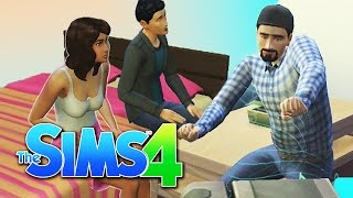 ROLANDA, RICHARD, AND ALEX MOVE IN TOGETHER! The Sims 4