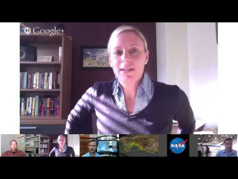 NASA Google+ Hangout: NASA Kicks Off Antarctic Mission