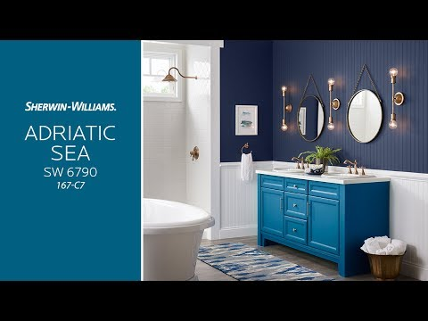 Architects specifiers designers inspiration videos for Sherwin williams color of the month october 2017